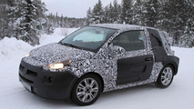 2013 Opel Allegra/Junior winter test spy photo