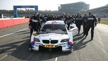 BMW M Performance Accessories M3 DTM presentation, Hockenheim Ring, 23.10.2011