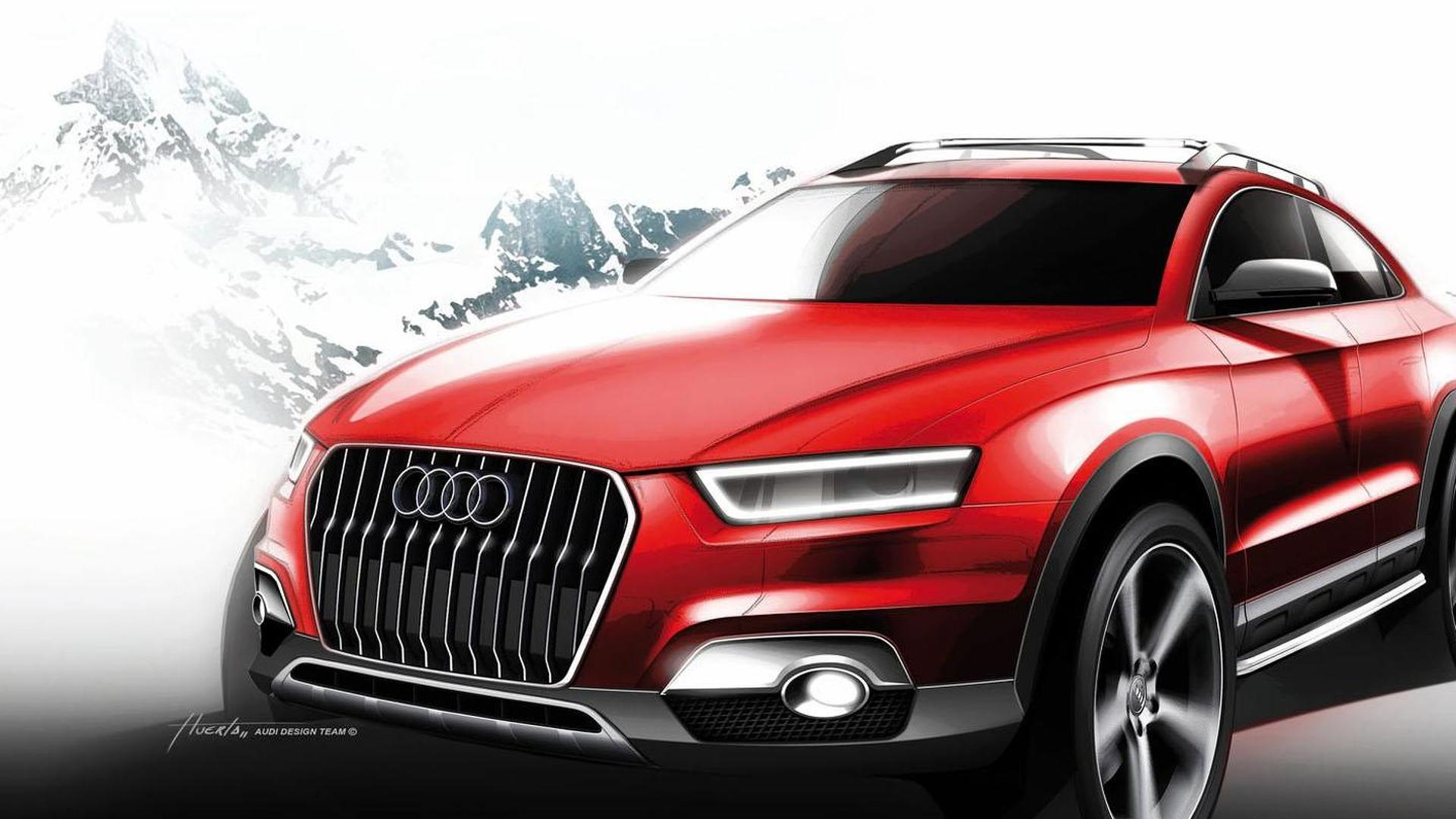 Audi Q1 under consideration, still several years off - report