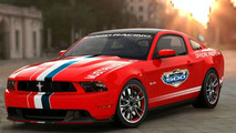2011 Ford Mustang GT Announced as Daytona 500 Official Pace Car