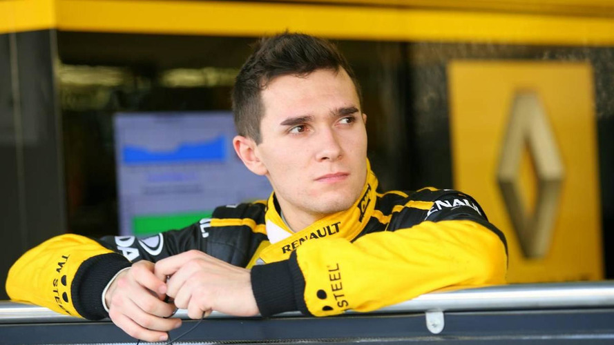Aleshin aims to be second Russian on 2011 grid