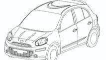2010 Nissan Micra Designs Leak
