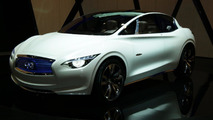 Infiniti compact premium model to be built in UK