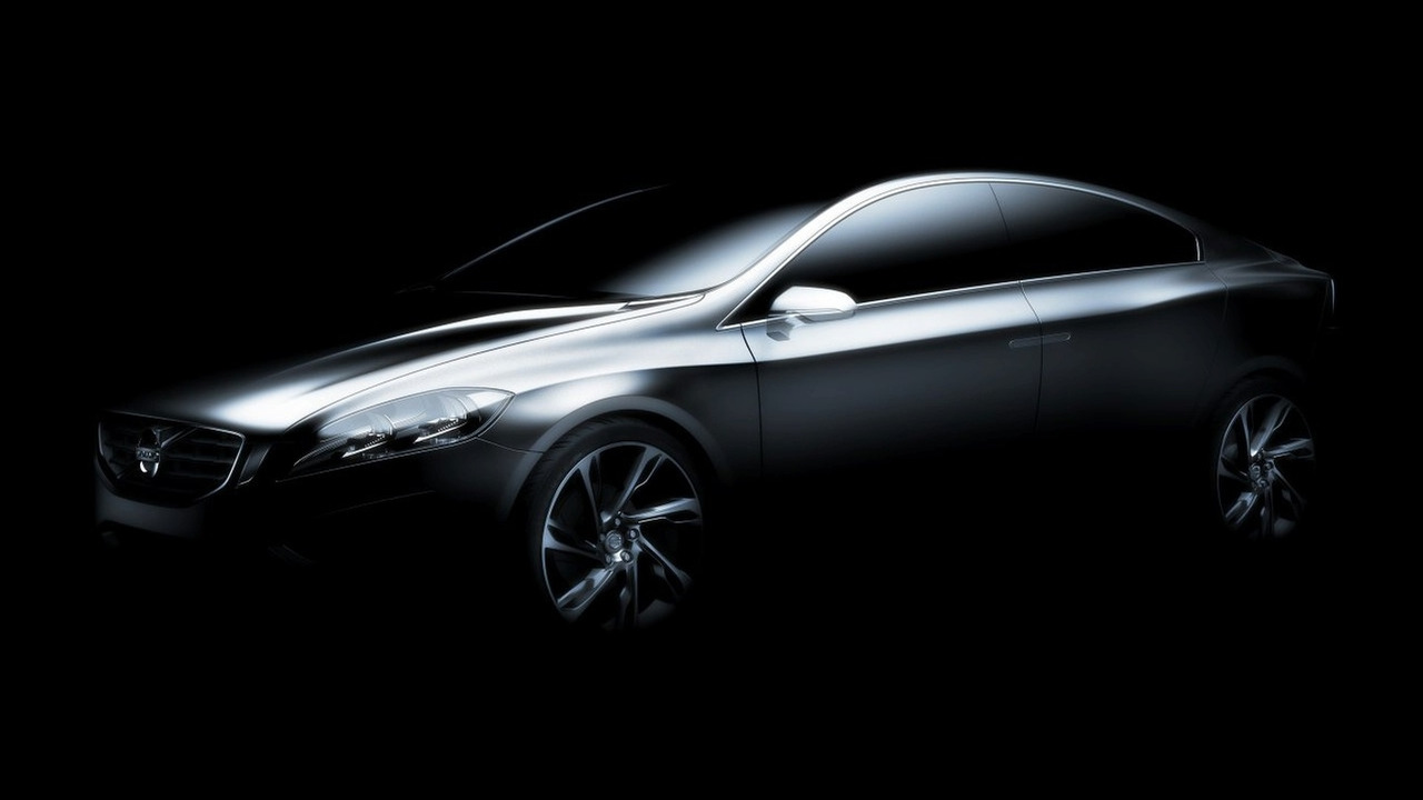 Volvo S60 Concept teaser image