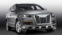 AK Car-Design Styled Grille Inserts for Audi and Mercedes