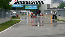 Fine and reprimand for Hamilton after Canada qualifying