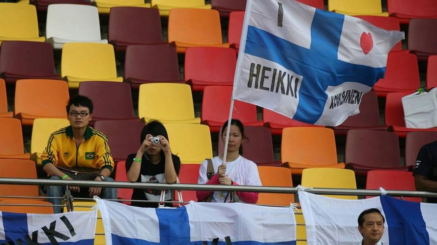 No jetlag for fast-moving Kovalainen