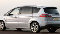 2010 Ford S-Max facelift leaked photo - 800