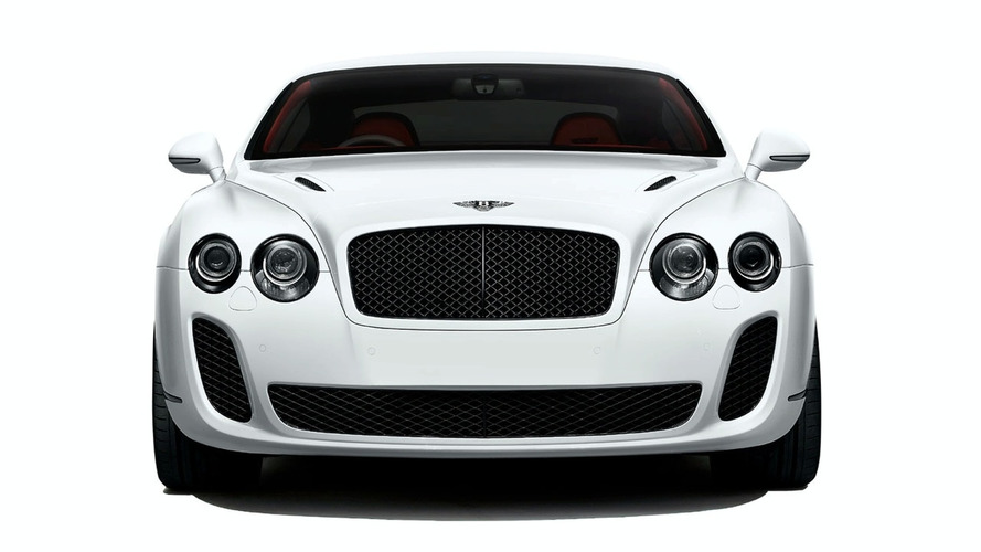 Bentley Continental Supersports with 630hp Breaks Cover