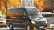 Mercedes-Benz Sprinter transformed into luxury cruiser by Brilliant Van