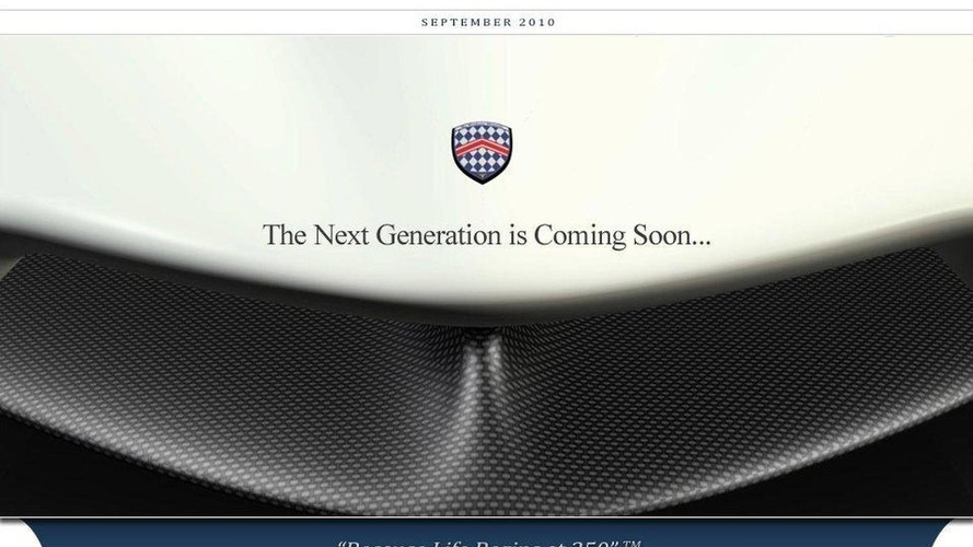New SSC Ultimate Aero teased