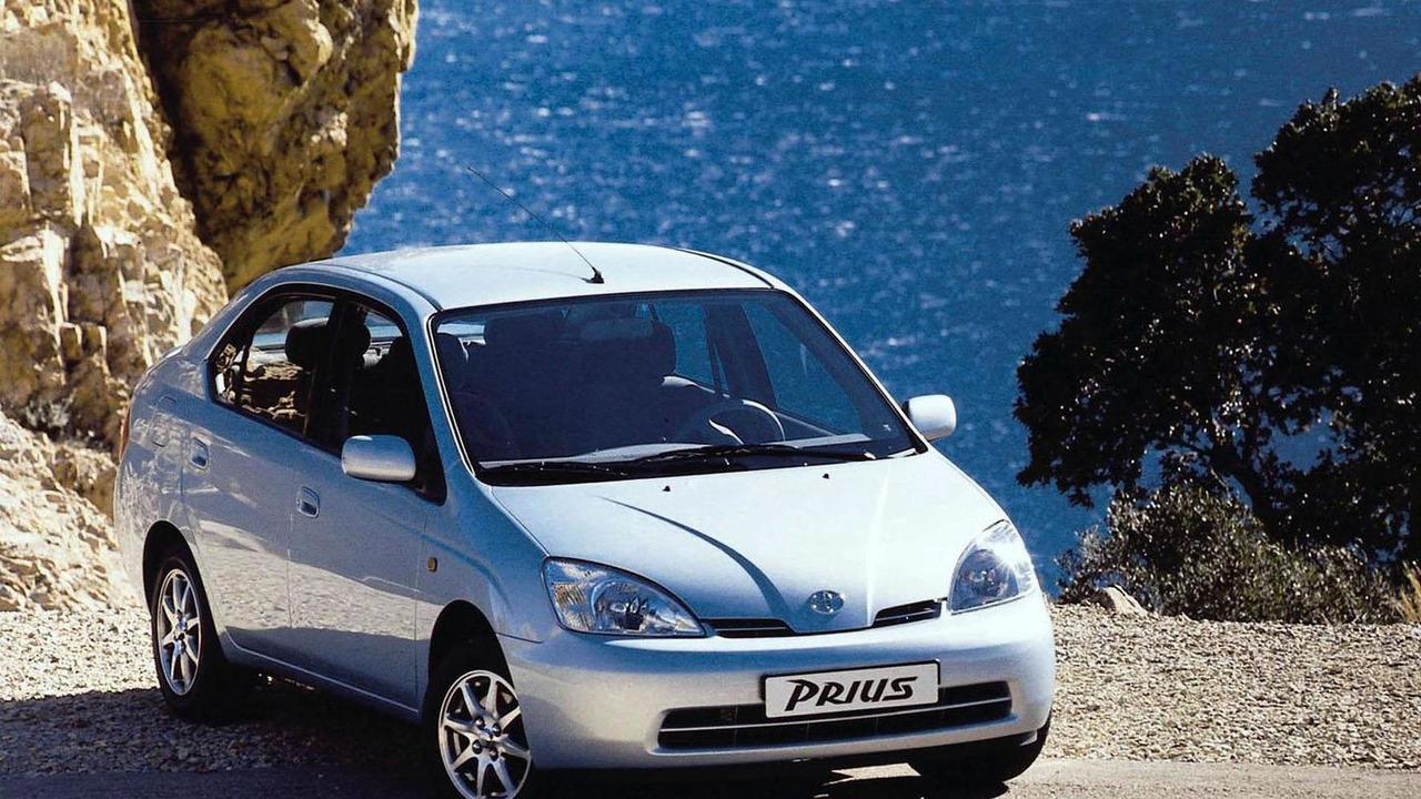 1997 Toyota Prius 17.4.2013