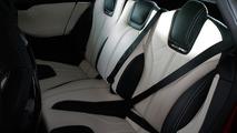 Saleen FourSixteen unveiled at Pebble Beach, based on the Tesla Model S