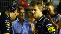 Vettel's chief mechanic leaves Red Bull