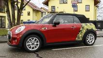 MINI Cooper Cabrio and Clubman spied testing in Munich