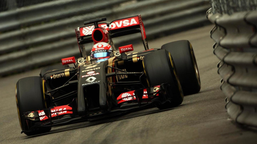 Grosjean hits out at 'wooden' super-soft tyres