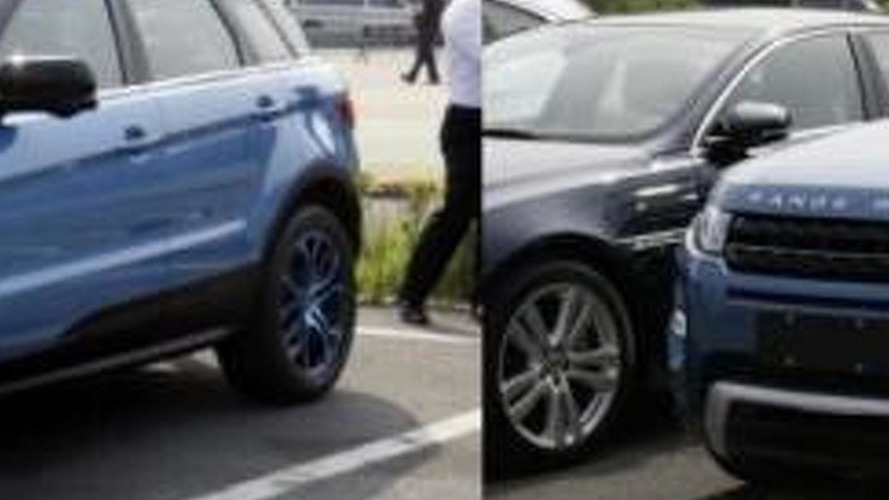 Land Rover to complain about the controversial Landwind X7