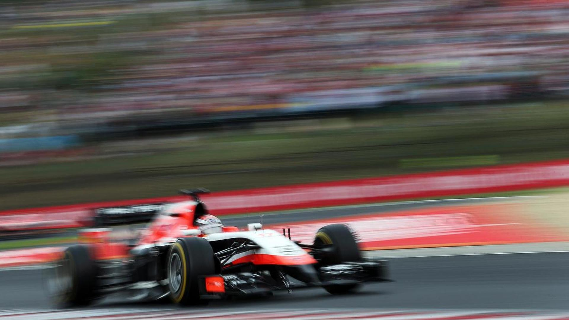 Bianchi not ruling out '2015' Ferrari race seat