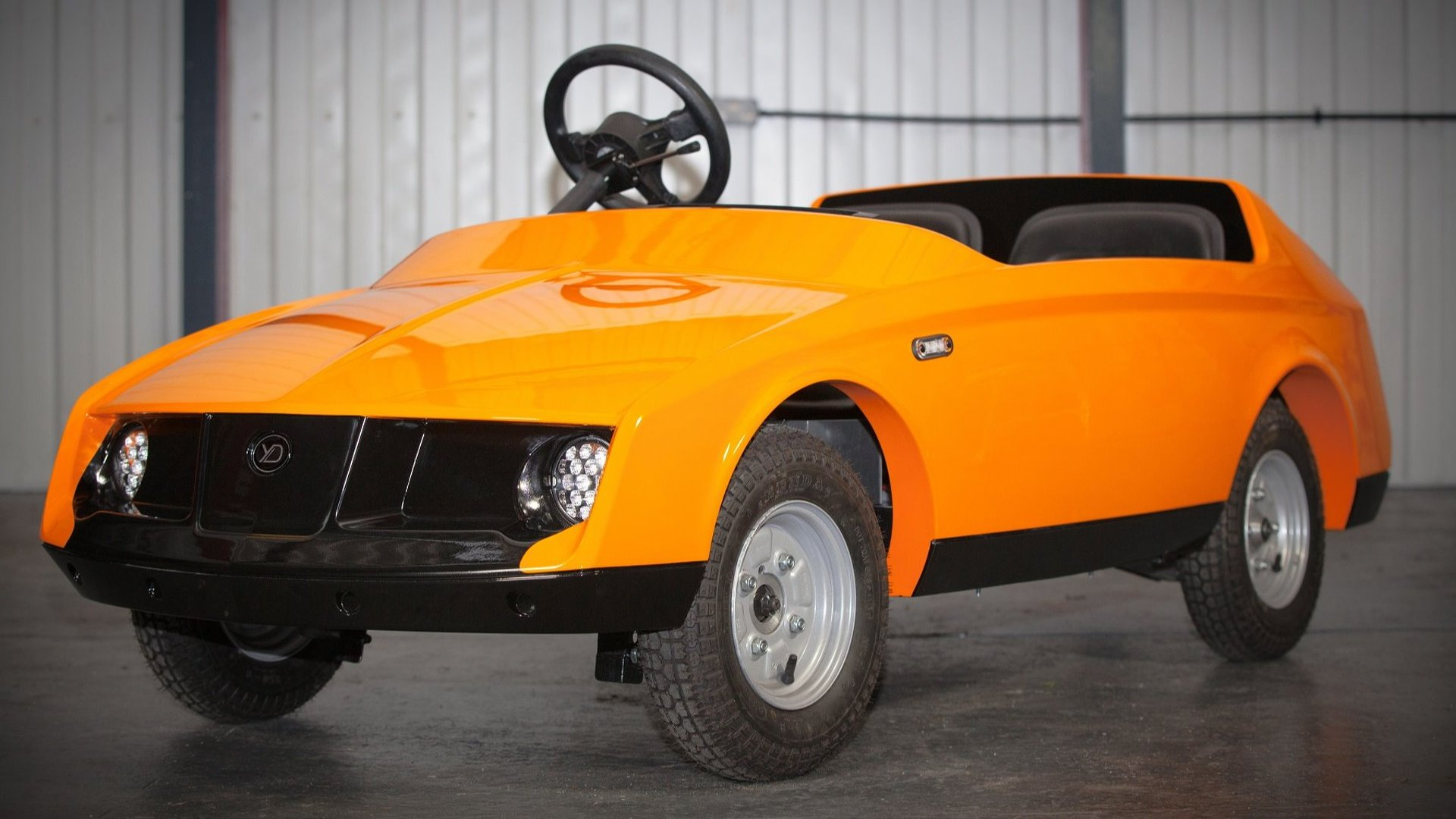 World's first purpose-built car for kids under 10 revealed