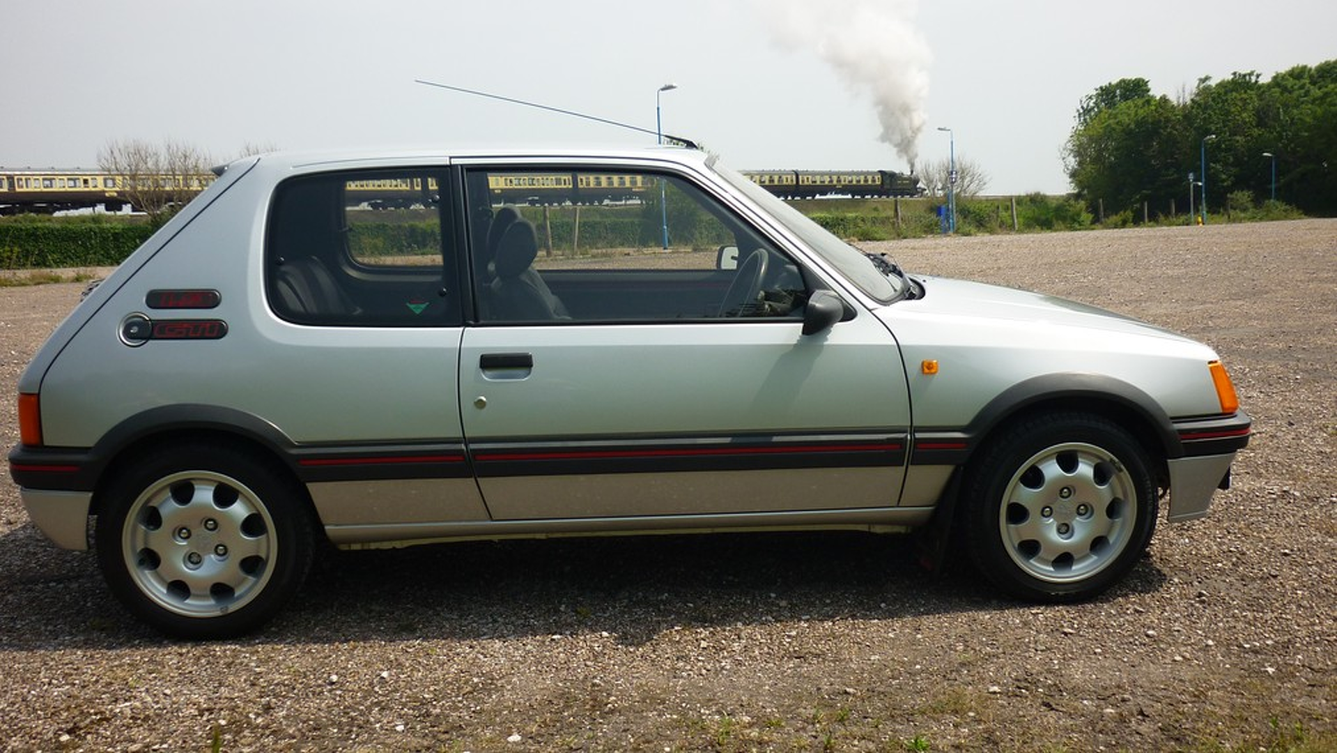 1989 Peugeot 205 GTI sells for   31k and sets new world auction record product 2016-08-06 08:22:50