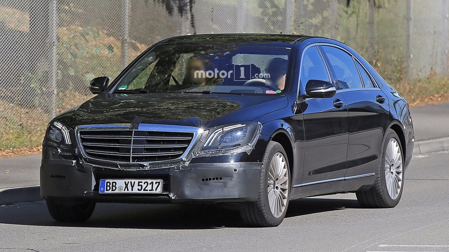 2018 Mercedes S-Class facelift confirmed for April debut