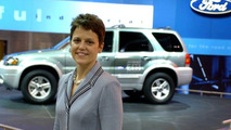 Ford Develops Ethanol-Fueled Hybrid With Two Gasoline-Saving Technologies