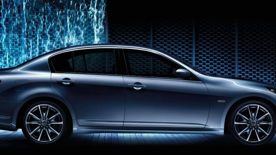 Infiniti G37 saloon details finally emerge for Europe
