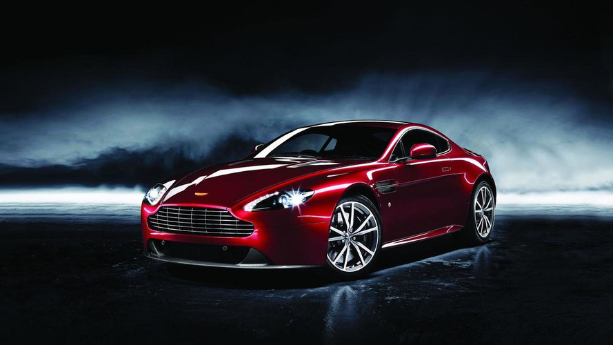Aston Martin Dragon 88 special editions introduced in Beijing