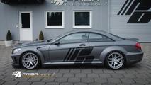 Mercedes-Benz CL Black Edition V2 by Prior Design