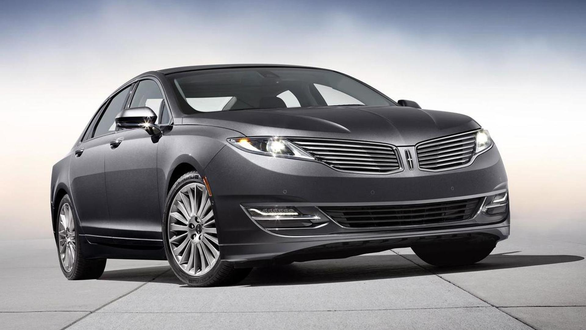 Lincoln still open to a Mustang-based model - report