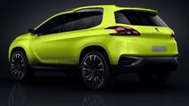 Peugeot 2008 concept 11.9.2012