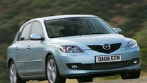 Mazda 3 Facelift for UK Revealed