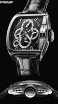 Exclusive Chronograph from Mercedes-Benz and TAG Heuer