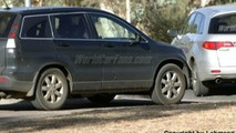 2007 Honda CR-V Spy Photos