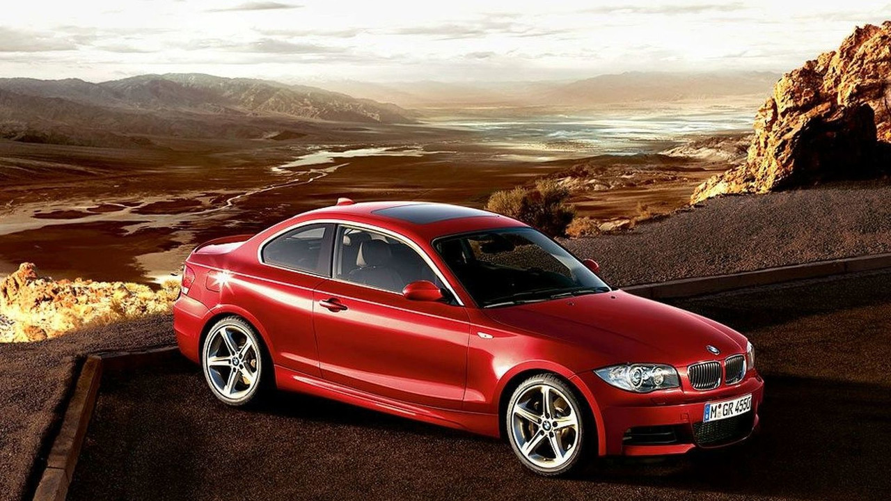 BMW 1 Series Coupe