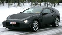 Maserati Coupe GT spy photo