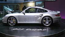 Porsche 911 Turbo at Geneva