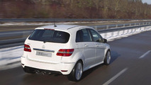 Mercedes B55, V8-powered B-Class prototype, 1600, 20.12.2010