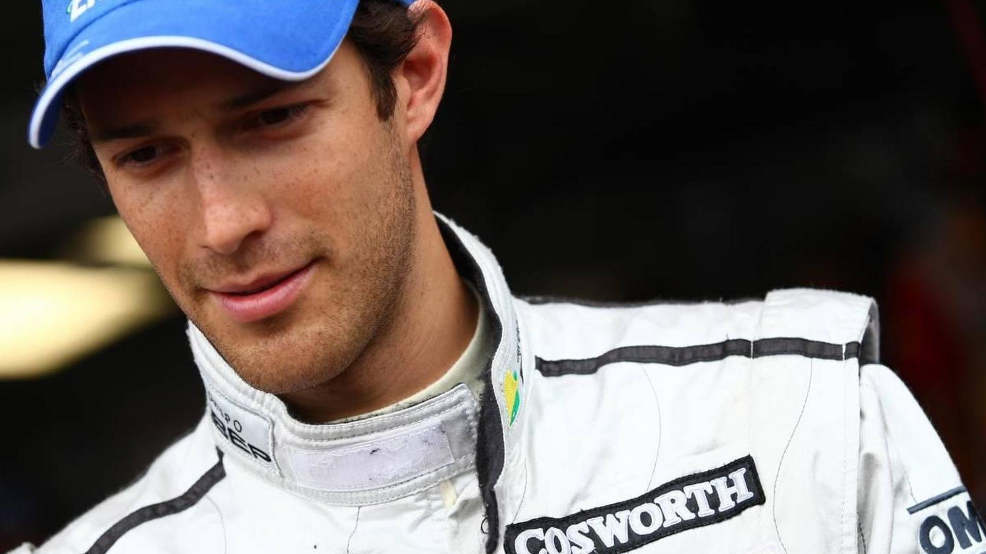 Senna not confirming Hispania/Toyota reports