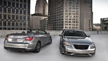 2011 Chrysler 200 S revealed