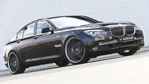 Eye Candy: BMW 7 Series Tries on Hamann wheels sets