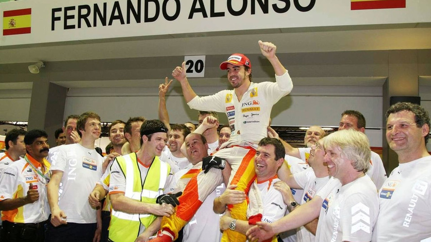 Boss says Renault will 'miss' Alonso