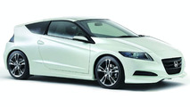 Honda Revises CR-Z Concept for Tokyo - Almost production ready