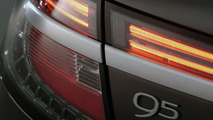 2010 Saab 9-5: New Photos and Details in High Res