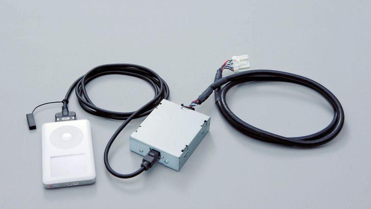 Mazda iPod Adapter