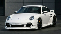 New Porsche 911 Turbo (997) by TechArt