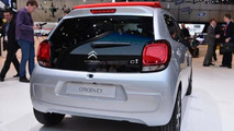 2014 Citroen C1 at 2014 Geneva Motor Show