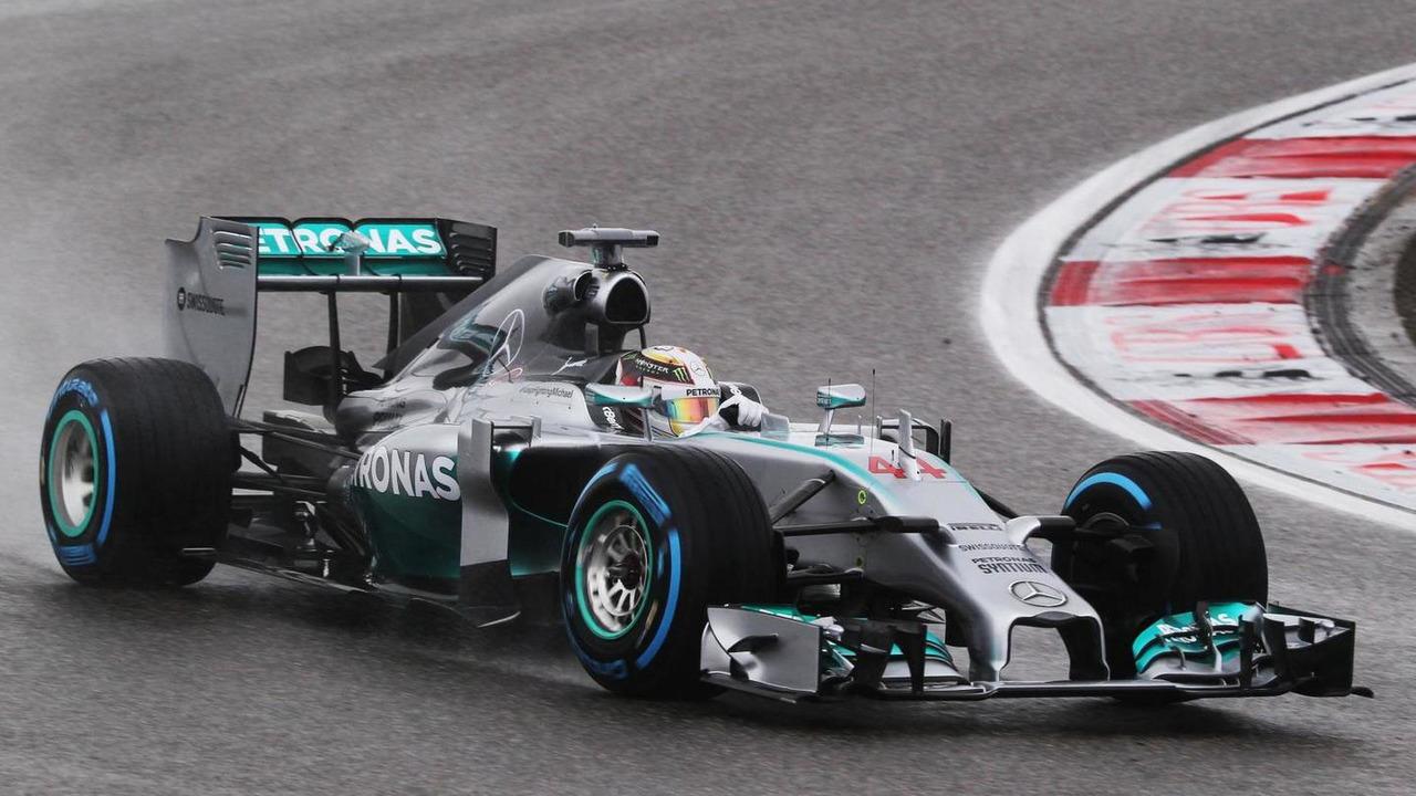 Lewis Hamilton (GBR), 19.04.2014, Chinese Grand Prix, Shanghai / XPB