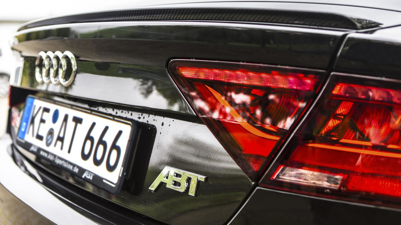 Audi RS7 by ABT 17.12.2013