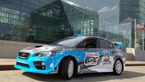 Subaru brings to New York Auto Show a Rallycross-spec 2015 WRX STI